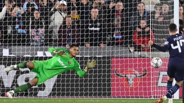 Man City ikën me penallti nga Kupa e Ligës, fitojnë Liverpool e Tottenham (VIDEO)