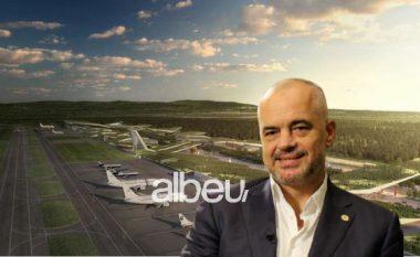 Rama zbulon datën kur do të hapet kantieri i Aeroportit Ndërkombëtar të Vlorës (FOTO LAJM)