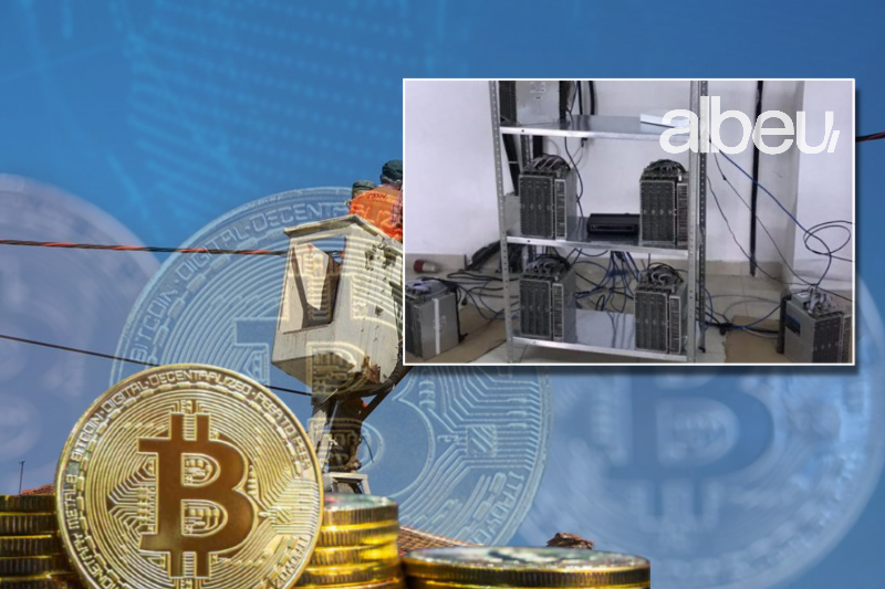 """Dalin pamjet! Ky ështëlaboratori """"luksoz"""" i Bitcoin nëKrujë(FOTO&VIDEO)"""