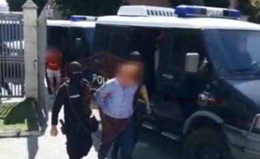 EMRAT/ Shefa dhe efektivë të patrullës së përgjithshme, këta janë të arrestuarit dhe të pezulluarit nga detyra në Korçë dhe Tiranë