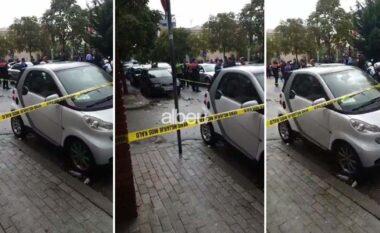 """Sherri me karrige dhe armë te """"Çajupi"""", Policia: 5 të shoqëruar, nuk ka të lënduar nga përdorimi i pistoletës"""