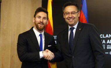 Bartomeu: Messi dhe Suarez më thanë ta bleja Coutinhon, kemi refuzuar 150 milionë euro për Ansu Fatin