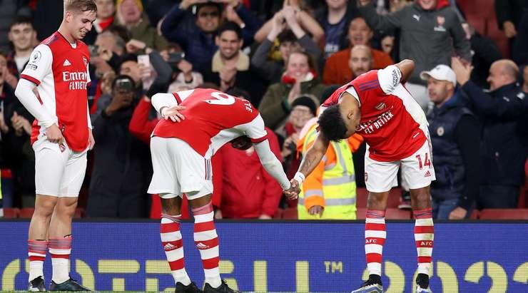 Arsenali rikthehet te fitorja, mposht Aston Vilën (VIDEO)