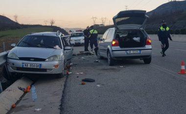 """""""Audi A5"""" përplaset me kamionin, aksidenti i merr jetën 32-vjeçarit shqiptar"""