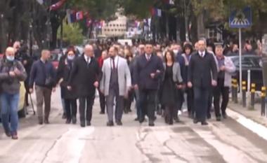 ZGJEDHJET/ Lista Serbe shkon e organizuar për të votuar, Rakiç ka një thirrje për qytetarët