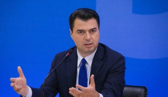 """Takimi me demokratët e """"Ligjeve"""", Basha: 3 amendamentet e PD-së do ta nxjerrin vendin nga kriza"""