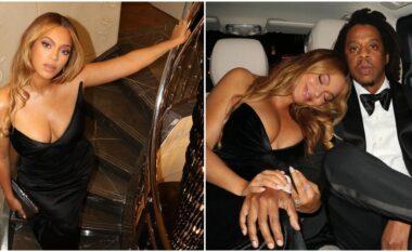 Beyonce shkëlqeu sërish e veshur nga stilistit shqiptar, sa ditë u deshën të krijohej fustani (FOTO LAJM)