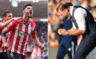 Trajneri i Southampton konfirmon mungesën e Brojës në ndeshjen e radhës