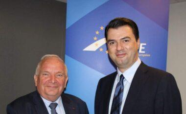 Basha në PPE: Ballkani është kthyer në kryqëzimin e rrugëve të trafikantëve, mos e pranoni krimin elektoral të Ramës