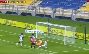 James Rodriguez shënon golin e parë në Katar (VIDEO)