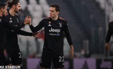 Sassuolo trondit Juventusin, shënon në minutën e 95' dhe merr 3 pikët