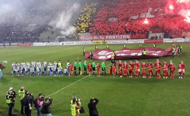 Formacionet zyrtare Tirana-Partizani,  ja si rrjeshtohen ekipet (FOTO LAJM)