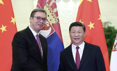"""Vuçiq: Serbia mbështet politikën """"Një Kinë"""""""