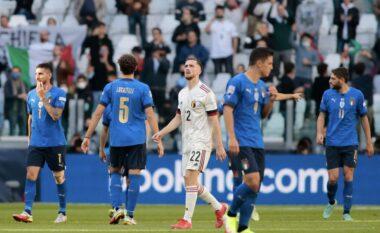 Liga e Kombeve: Momentet ekskluzive të supersfidës Itali-Belgjikë (FOTO LAJM)