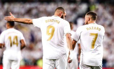 Reali rikuperon dy yje për El Clasicon, Benzema kthehet në palestër