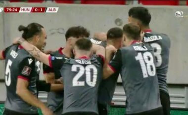 Komentatori shqiptar nuk i mban dot emocionet, shihni si e përjeton golin e Brojës (VIDEO)