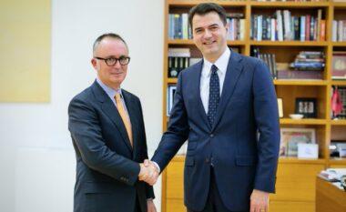 Basha takon ambasadorin italian: Na lidh e ardhmja dhe shpresa e përbashkët