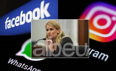 """Ish punonjësja e Facebook vijon """"sulmin"""": Instagram dëmton shëndetin e të miturve"""