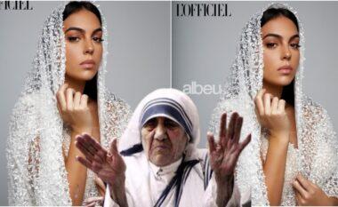E frymëzuar nga Nënë Tereza, merr gjithë vëmendjen e rrjetit me pozat e fundit (FOTO LAJM)