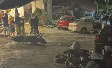 1 i vdekur dhe 8 të plagosur, dalin pamjet nga përplasja me armë mes policisë greke dhe grupit të armatosur (VIDEO)