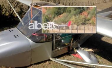 Rrëzohet avioni nëMalësi tëMadhe (FOTO LAJM)