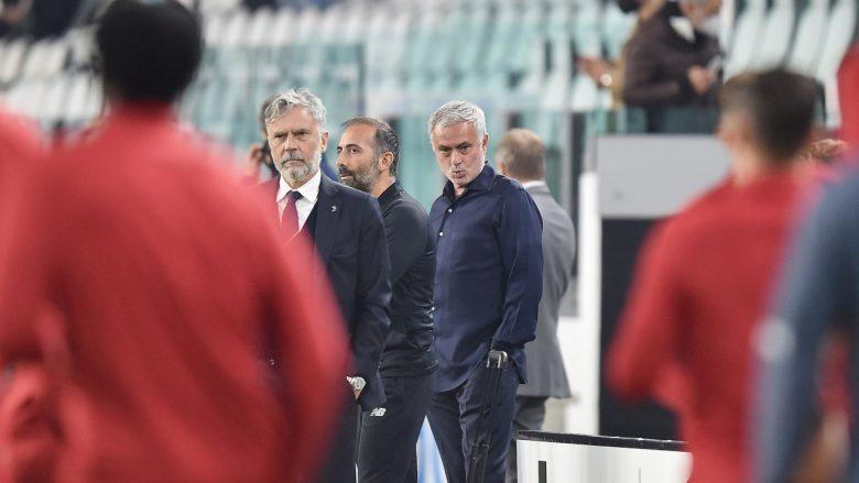 Mourinho provokon sërish Juven me këtë gjes (FOTO LAJM)