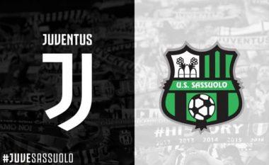 Formacionet zyrtare Juventus -Sassuolu, Dybala e Chiesa nga minuta e parë