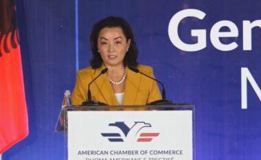 """""""Kush janë prioritetet e SHBA?"""" Ambasadorja Kim: Qeveria t'i japë përparësi klimës së biznesit"""