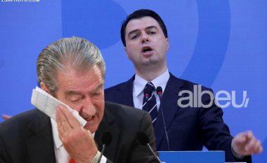 Basha i përgjigjet kandidaturës së Berishës për PD me mbledhje: Nuk do e lejoj!