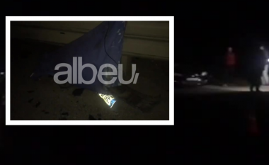Aksident i trefishtë në Shkodër (VIDEO)