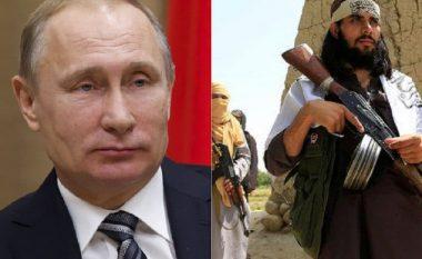 Putin heq talebanët nga lista e organizatave ekstremiste të Rusisë