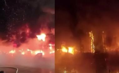 """E RËNDË/ Zjarri """"përpin"""" ndërtesën 13 katëshe, 46 të vdekur dhe dhjetëra të plagosur"""