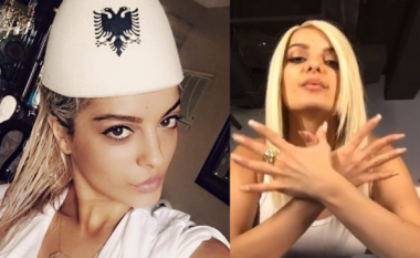 Habit Bebe Rexha: Më pëlqen shumë muzika arabe, më ngjan me atë shqipe (FOTO LAJM)