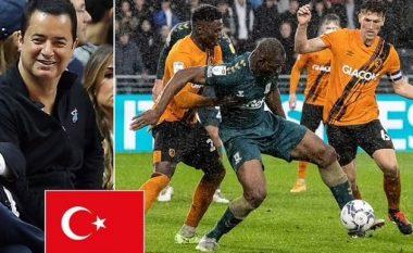 Manjati turk i mediave: Do ta blej Hull City, flamuri ynë do të valojë në Angli