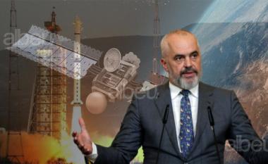 """Edi Rama zbulon misionin e satelitëve shqiptar në Mars: Do të na """"spiunojnë"""" për mbetjet!"""