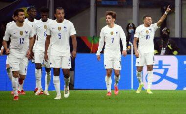 Përmbyset gjithçka në finalen e Nations League, Franca në avantazh (VIDEO)