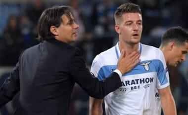 Milinkovic-Savic: Më duket e pabesueshme të shikoj Inzaghin sot kundër nesh, pas ndeshjes do e përqafoj