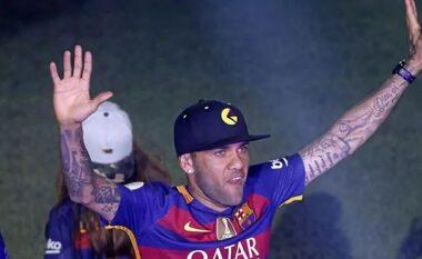 Dani Alves kërkon përsëri kalimin tek Barcelona