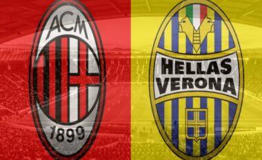 """Milan pret Veronën në San Siro, kështu pritet të dalë në fushë ekipi i """"Djajëve të Kuq"""""""