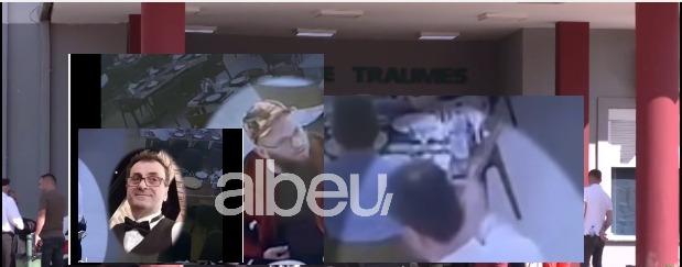 Dalin pamjet e vrasjes së kryekamarierit në Elbasan, Erjon Llapshi e kërcënoi me thikë e më pas e qëlloi (VIDEO)