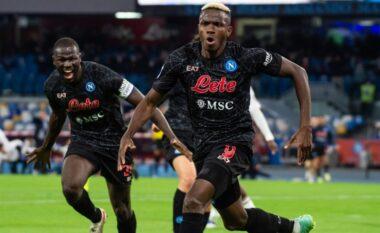 Napoli nuk di të ndalet, tjetër fitore për të ruajtur kreun