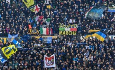 """Në Meazza me një """"SOLD OUT"""", 45 mijë spektatorë në mbështetje të Inter-it"""