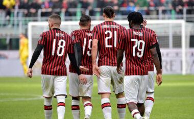 Milan përgatit rinovimin me yllin e ekipit