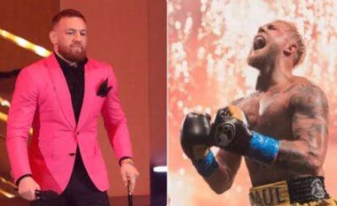 Jake Paul akuza ndaj McGregor: Provoje me mua nëse ke guxim