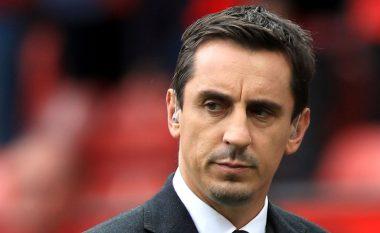 Gary Neville akuza drejt disa lojtarëve të Man Utd: Sillen si fëmijë