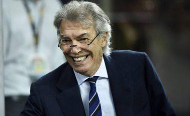 Moratti: Çfarë vendimi do të jepej nëse Juve-Inter do të luhej me VAR në vitin 1998