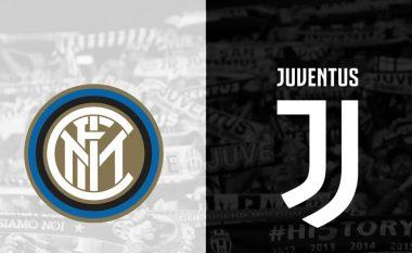 Inter-Juventus, formacionet e mundshme dhe statistikat