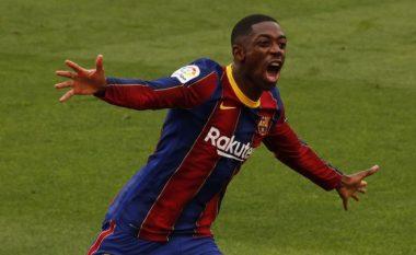 Newcastle United në bisedime me lojtarin e Barcelonës