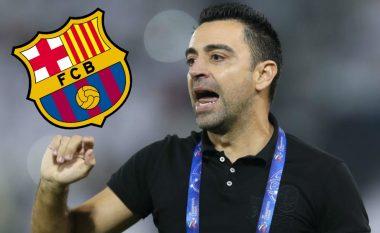 Xavi: Ëndrra ime është të jem tekniku i Barcelonës