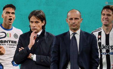 Derbi i Italisë/ Inter varet nga sulmi, 57 mijë tifozë në stadium